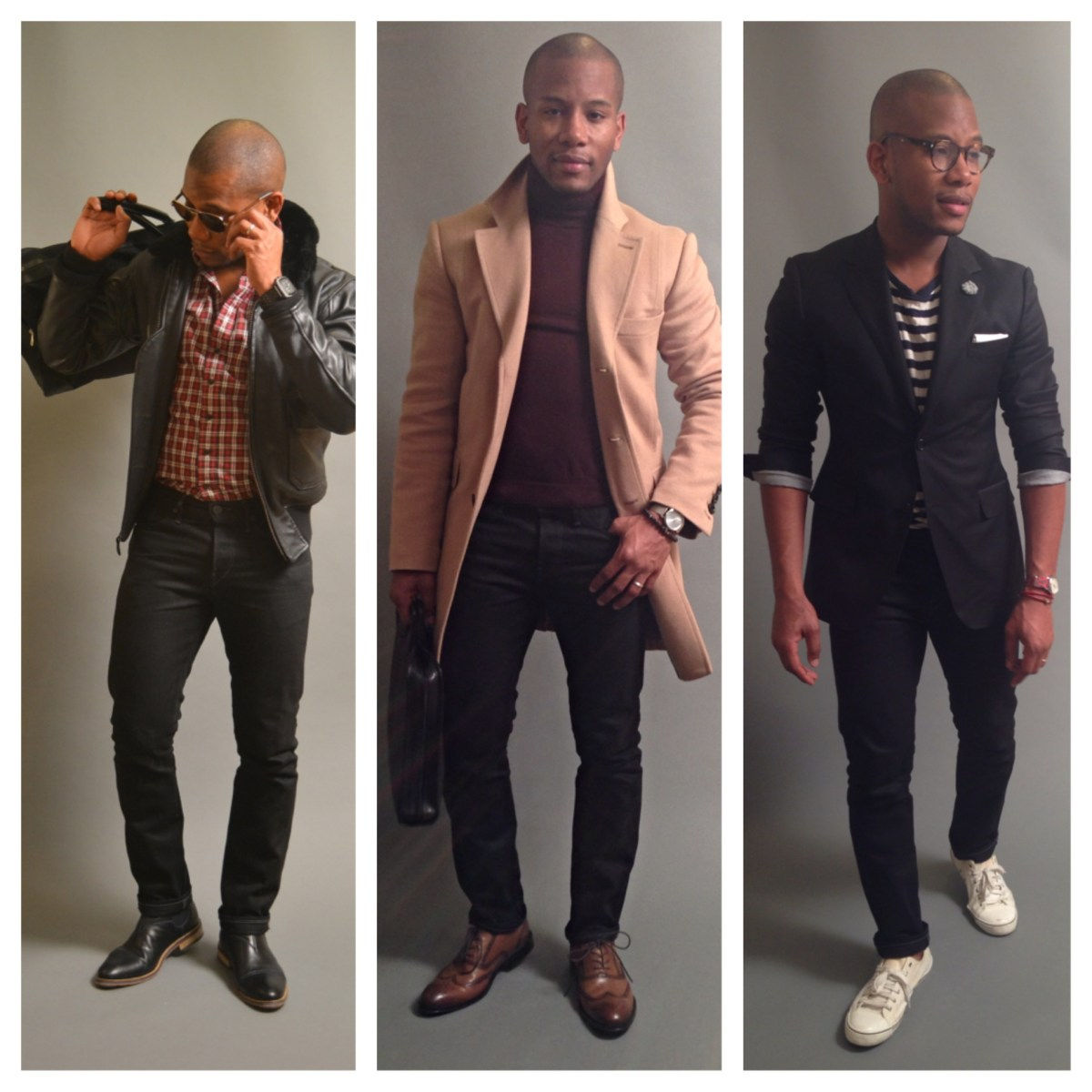 Rock Your Black Jeans 3 Ways